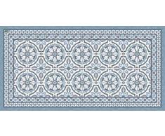 Vilber Teppich 40 x 78 x 0.22 cm bunt