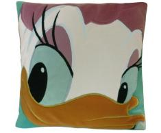 Mickey & Friends 15039 - Daisy bedrucktes Kissen, 33 x 33 cm