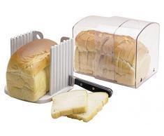KitchenCraft Brotkasten, ausziehbar