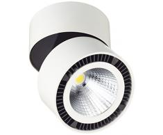 Luceco LED Deckenleuchte Surface adjustable round LKT2022-01