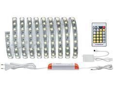 Paulmann 706.24 Function MaxLED Basisset 3m Tunw 20W 230/24V 36VA Silber 70624 LED Lichtband Lichtstreifen Lichtschlauch