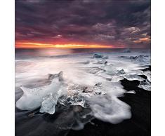Pro-Art G1836A Wandbild Giclee Crushed Ice, bunt
