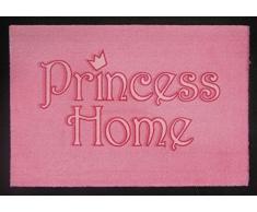 Close Up Fußmatte Princess Home für Dein Zuhause in pink