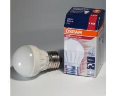 Osram 4,5W/827220-240VE2710X1, LED Lampen, CL P 25 adv FR teplá biela-240VE2710