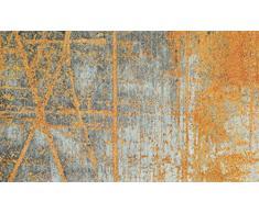 wash+dry Fußmatte Rustic, 70x120 cm, innen und außen, waschbar, randlos
