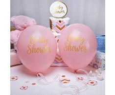 Neviti Pattern Works Ballons Baby Shower, Pink