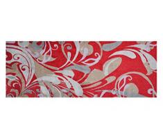 LifeStyle-Mat Läufer, Mikrofaser, Bunt, 67x170cm