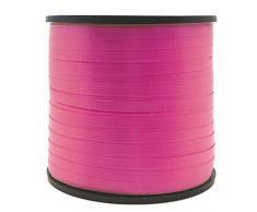 Unbekannt Unique Industries Decoration Party-Deko, Papier, hot pink, 100 yd