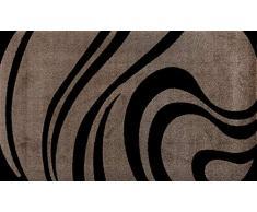 wash + dry 067542 Fußmatte Waves, 70 x 120 cm