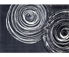 wash + dry 64237 Fußmatte Swirl, 140 x 200 cm