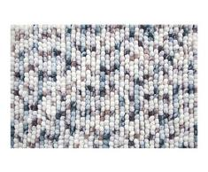 Spirella Kito Ice-Berry, 55X65 cm Badteppich, Polyestermikrofaser/Baumwolle, 65 x 55 x 17,5 cm