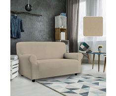 PETTE Sofabezug aus italienischem Stil 4 Posti (220 a 260 cm) Biskuit