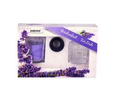 pajoma Geschenkset- Für Dich, 50 ml Raumduft + 40g Duftkerze Lavendel