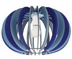 EGLO FABELLA Deckenleuchte, Stahl, 60 W, blau
