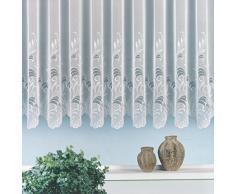 heimtexland Jacquardstore, Gardine, Vorhang, weiß, Verschiedene Größen Typ559, 160x750 cm