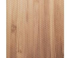 WENKO 47049100 Anti-Rutsch-Matte Bambus, Schubladeneinlage, zuschneidbar, Ethylenvinylacetat, 50 x 150 cm, Mehrfarbig
