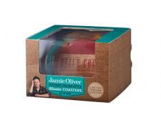 Jamie Oliver 554289 Untersetzer Akazie