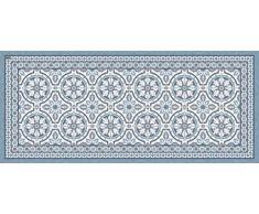 Vilber Teppich 52 x 120 x 0.22 cm bunt