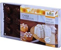Birkmann 253087 Mini-Kuchen Eiskristallformen, klein