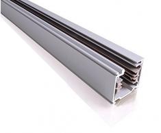 Deko-Light Schienensystem 3-Phasen 230 V, Stromschiene quadratisch, 220-240 V AC/50-60 Hz 555203