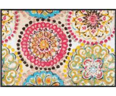 Wash+Dry Fußmatte Vintage Fresko 50x75 cm