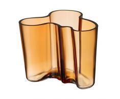 Iittala 1015407 Aalto Vase, 120 mm, Desert