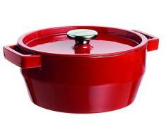 Slow Cook Kasserolle 3,6l red