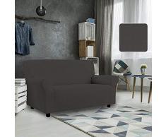 PETTE Sofabezug aus italienischem Stil 2 Posti (130 a 170 cm) Piombo