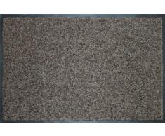 Proper Tex Sauberlauf-Matte braun 60 x 40 cm