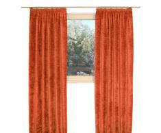 Wirth Vorhang, Orange, 160/174 cm