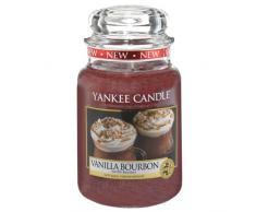Yankee Candle 1342453E Large Jar Vanilla Bourbon Kerzen