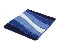 Kleine Wolke Badteppich Ocean blau 55 x 65 cm