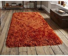 Think Rugs Teppich, Orange, 60 x 120 cm