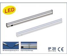 IBV LED Lichtleiste, 5,76 W, 4000 K, 540 mm, 485 lm, alu 982106-102