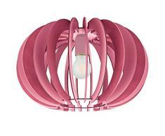EGLO FABELLA Deckenleuchte, Stahl, 60 W, pink