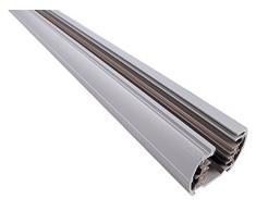Deko-Light Schienensystem 3-Phasen 230 V, Stromschiene rund, 220-240 V AC/50-60 Hz 444203