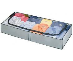 Rayen 2034.01 Unterbettkommode ideal geeignet für die Aufbewahrung von Saisontextilien, 103 x 45 x 16 cm