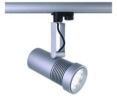 Deko-Light Schienensystem 3-Phasen 230 V, Variable, 220-240 V AC/50-60 Hz, 27 W 003411