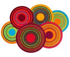 wash+dry Teppich Cosmic Colours, 110x175 cm, Innen, waschbar, randlos