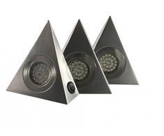 RITOS LED Unterbauleuchten 3x1,8 W