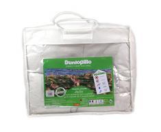 Dunlopillo COPLC4H140200DPO Jade-maison Bettbezug, 140 x 200 cm, Weiß