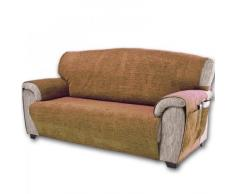 Comptoir du Linge Sofaüberwurf, Gelbbraun