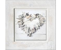 Pro-Art-Bilderpalette hrg691a Wandbild Vintage-Wood Wooden Love II