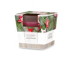 Pajoma Duftkerze Adventszauber im satiniertem Glas, 124 g, Brenndauer: 25 Stunden, inkl. edler weihnachtlicher Geschenkverpackung