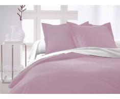 Today Bettbezug, Baumwolle, 200 x 140 cm, Poudre de lila, 140 x 200