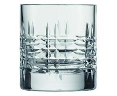Schott Zwiesel Basic BAR Classic 6-teiliges Set Whiskyglas, Glas, transparent, 27.5 x 18.8 x 10 cm, 6-Einheiten