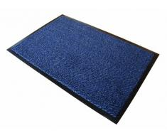 Doortex Schmutzfangmatte Fußmatte advantagemat, 90 x 120 cm, Blau, für den Innenbereich