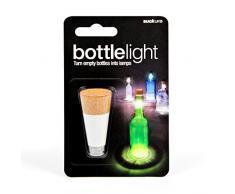 Suck UK Official Rechargeable USB LED Bottle Light / Aufladbares USB LED Flaschen-Licht – wiederverwendbare / Dekoration für Heim und Garten