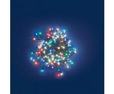 Xmas King Lichterkette weiß Weihnachtsbeleuchtung 8024199032552 bunt