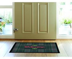 My Home Fußmatte, Schwarz, 40 x 60